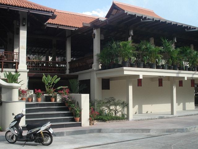 Oriental: Hotel